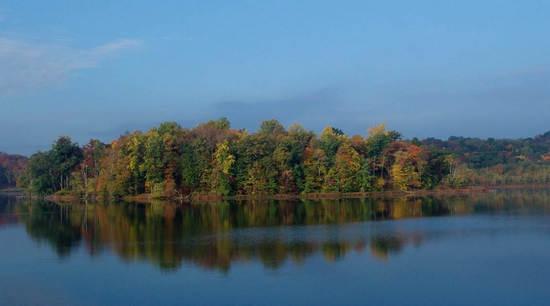 Autumn, Round Lake, Monroe, NY